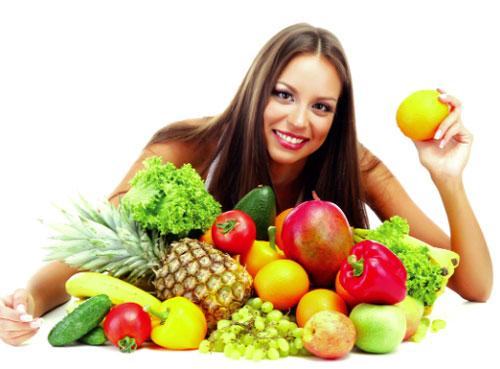 Cách giảm mỡ bụng đơn giản với các món ăn