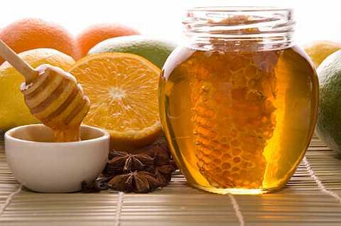 Giảm béo bằng mật ong và chanh