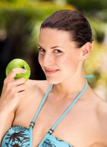 Siêu hiệu quả cách giảm béo nhanh nhất trong 3 ngày với táo xanh