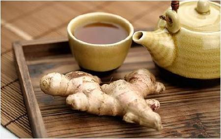 Giảm béo hiệu quả với trà gừng