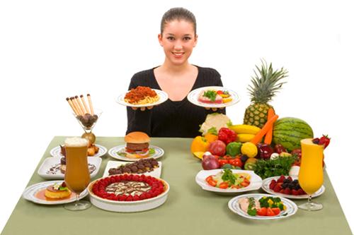 Cách giảm cân hiệu quả chỉ bằng chế độ ăn uống lành mạnh