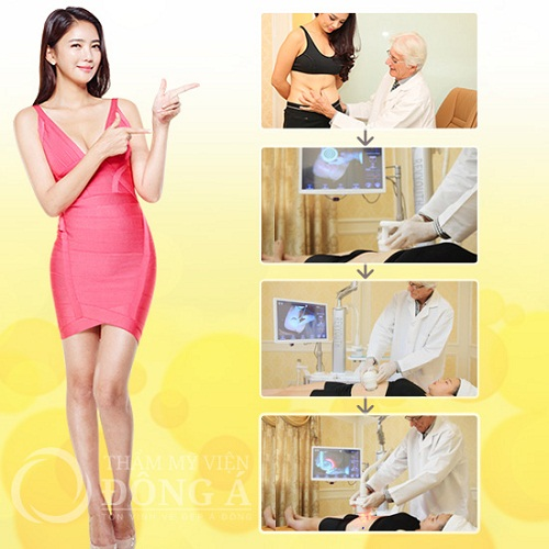 3D Lipo giúp giảm béo sau sinh chỉ trong 7 ngày