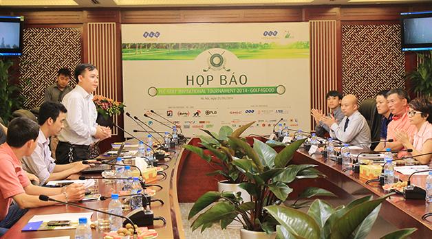 FLC Golf Invitational Tournament 2014 vẫn tổ chức tại Sân Golf Vân Trì, một trong những sân golf đẹp nhất Việt Nam