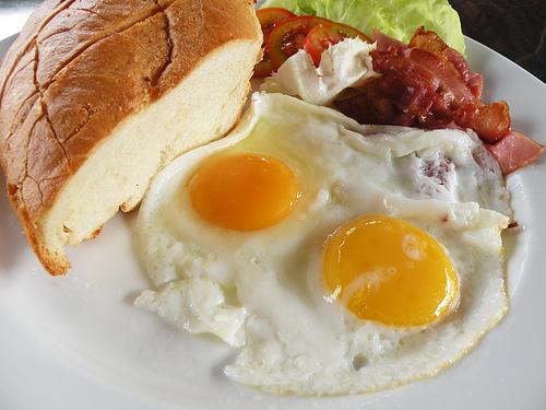 Thực đơn ăn kiêng giảm béo với món trứng cho bữa sáng