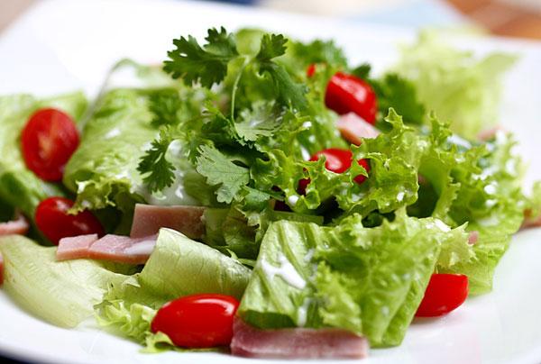 Giảm cân hiệu quả với món ăn từ cà chua