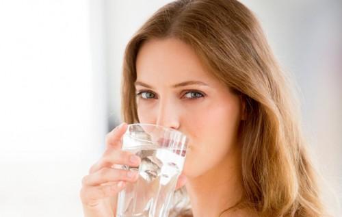 Giảm cân kiểu Nhật bằng việc uống nước đúng cách