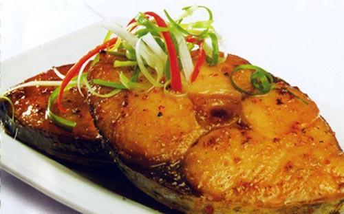 Bổ sung thêm cá vào thực đơn ăn kiêng giảm béo hàng ngày