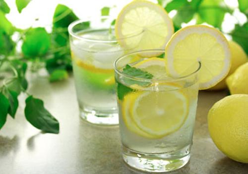 Nước chanh muối là cách giảm cân nhanh tại nhà