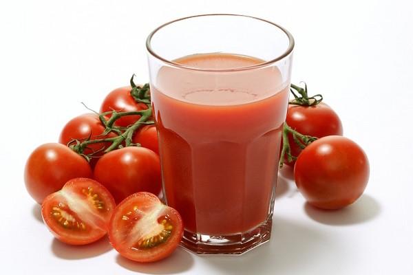 Nước ép cà chua giúp giảm cân hiệu quả