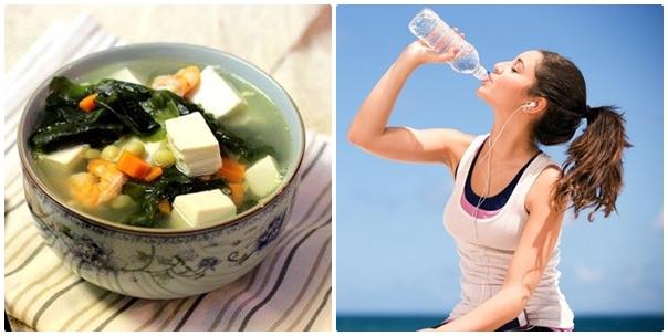 Cần thực hiện chế độ ăn uống, nghỉ ngơi hợp lý sau khi giảm béo