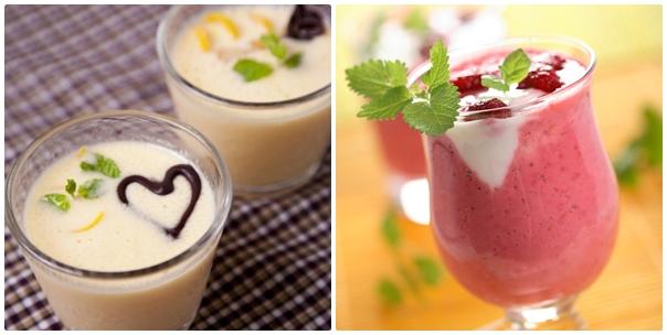 Các loại sinh tố sữa chua có tác dụng giảm béo hiệu quả