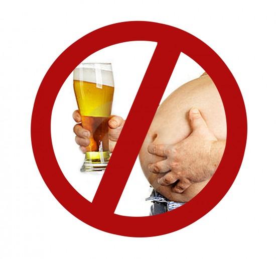 Muốn thực hiện cách giảm béo trong 1 tuần cần tránh xa bia rượu