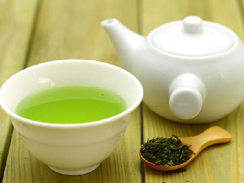 Cách giảm mỡ bụng đơn giản bằng trà xanh