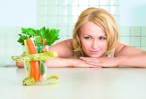 Cẩn trọng với chế độ dinh dưỡng khi tiến hành giảm béo sau khi sinh