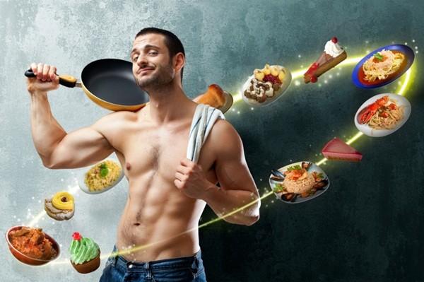 Thiết lập chế độ ăn uống hợp lý cho nam giới