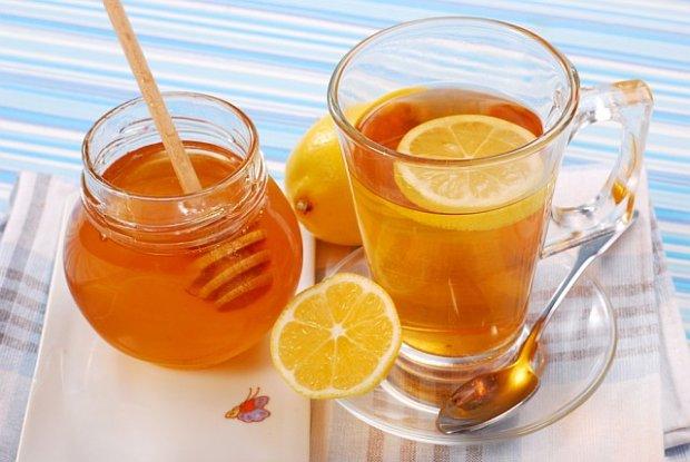 Giảm béo với chanh và mật ong