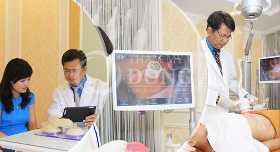 Công nghệ 3D Lipo là cách giảmmỡ bụng nhanh nhất được chuyên gia khuyên dùng