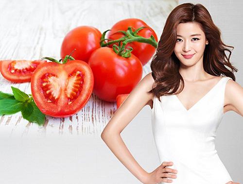 Đẹp dáng, sáng da với bí quyết giảm cân bằng cà chua