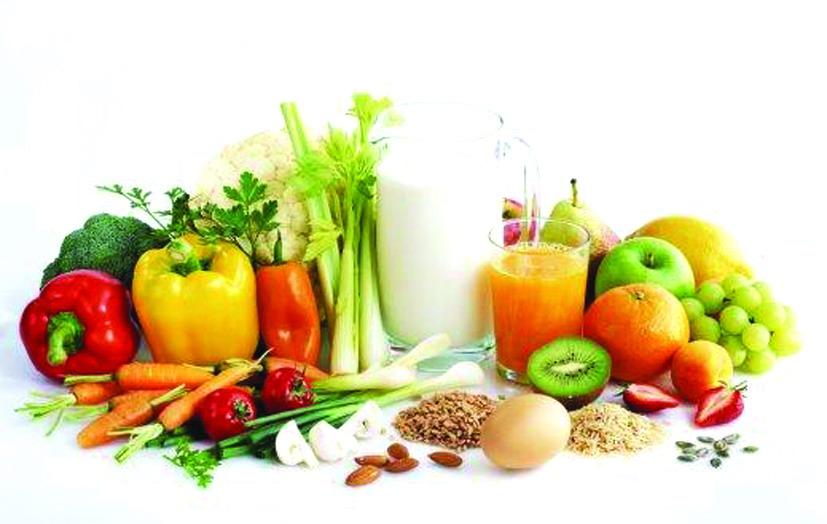 có thể kết hợp cùng rau củ quả bổ dưỡng