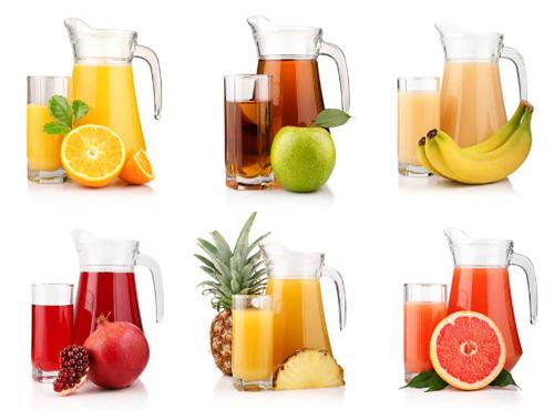 Sử dụng nước ép thường xuyên khiến bạn dễ dàng tăng cân