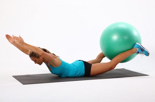 Thực hiện các động tác đơn giản làm giảm mỡ lưng