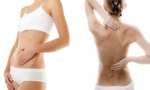 5 bài tập giảm mỡ lưng hiệu quả cho người lười vận động