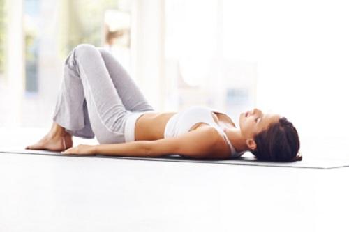 Bài tập thể dục giảm mỡ bụng đơn giản