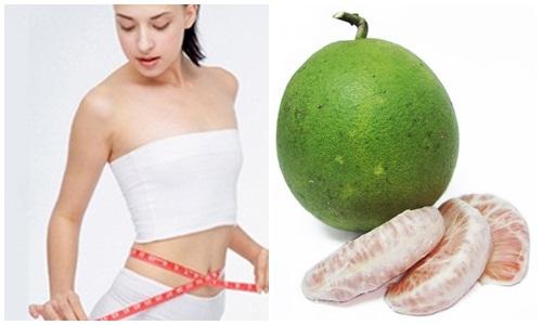 Bưởi - Thực phẩm giảm béo ăn mãi không ngán
