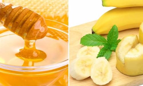 Chuối và mật ong không phải cặp đôi ăn ý