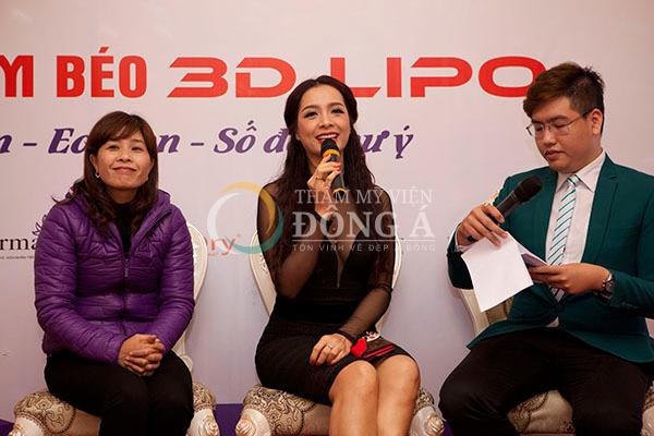 Những chia sẻ của người mẫu Thúy Hằng và khách hàng thực tế đã giảm béo thành công