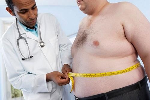 Tư vấn giảm mỡ bụng cho nam (hình minh họa)