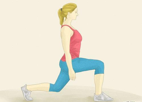 Giảm mỡ đùi bằng phương pháp tập thể dục tại nhà