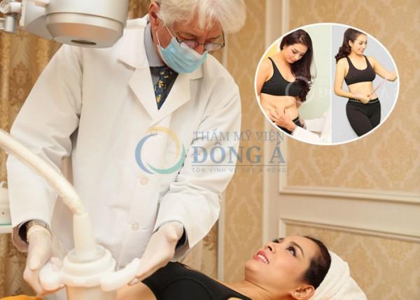 MC, cựu người mẫu Thúy Hằng - Khách hàng đã thành công trong việc giảm béo bằng 3D Lipo