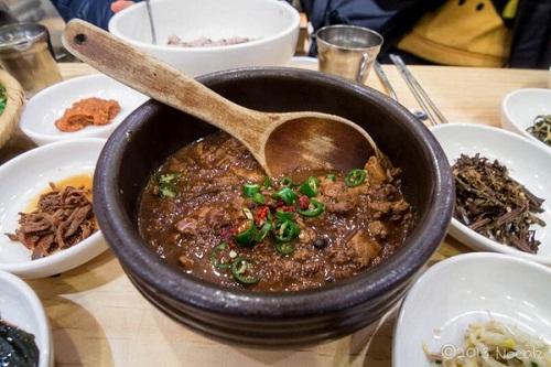 Canh tương - Các món ăn giảm mỡ bụng từ xứ sở kim chi