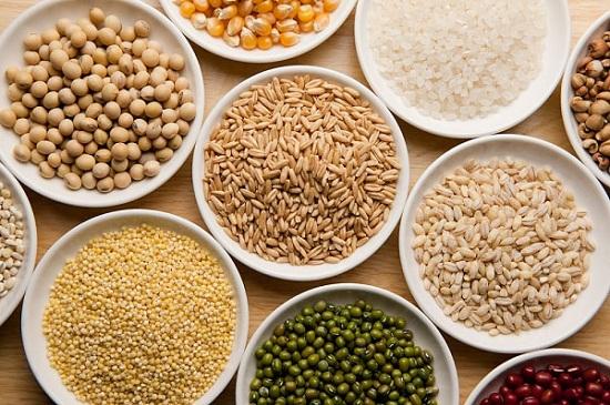 Cách làm giảm béo mặt từ ngũ cốc nguyên hạt