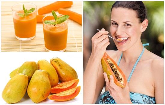 Cách làm giảm béo mặt đơn giản hơn bằng việc bổ sung thực phẩm lành mạnh