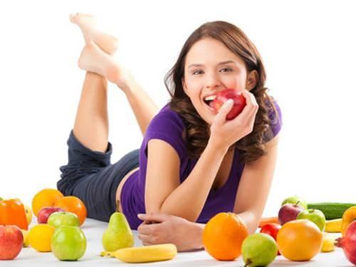 Nếu ăn quá nhiều hoa quả thì việc giảm béo sẽ phản tác dụng