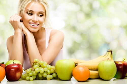 Không thể giảm béo bằng việc chỉ ăn hoa quả