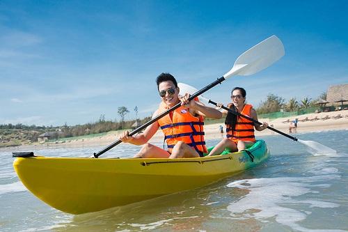 Cách giảm mỡ bụng nhanh chóng chỉ với việc chèo thuyền