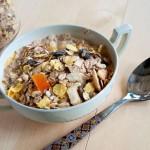 Nhóm thực phẩm giảm béo từ hạt ngũ cốc
