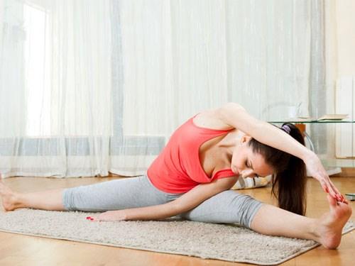 Tập thể dục nhẹ nhàng tại nhà để cơ thể luôn khỏe mạnh