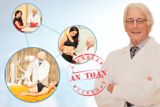 Phương pháp giảm mỡ bụng nhanh mà phải đảm bảo an toàn tuyệt đối