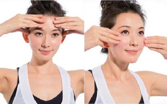 Cách giảm mỡ mặt hiệu quả bằng việc massage