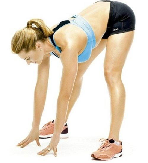 Phương pháp tập thể dục giảm mỡ bụng tại nhà