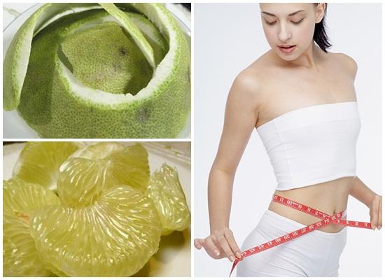 Massage bằng nước bưởi - bí quyết giảm mỡ bụng tiết kiệm, hiệu quả