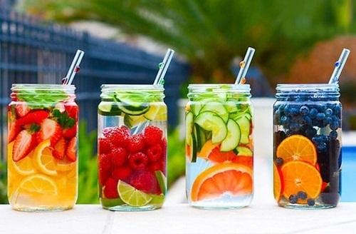 Thức uống detox hỗ trợ quá trình giảm béo bụng nhanh hơn