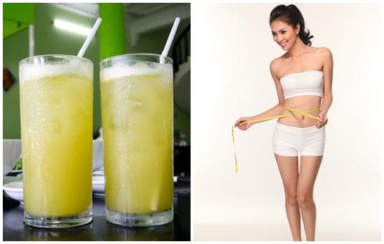 Phương pháp giảm béo bụng với nước mía + ớt có thể làm sức khỏe sụt giảm