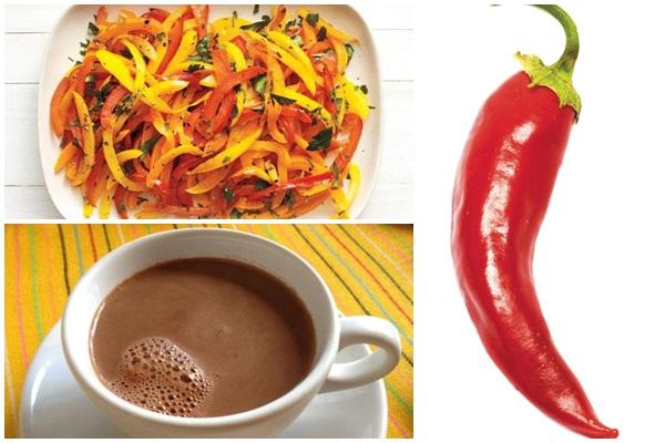 Sử dụng bột ớt để giảm mỡ bụng ở mức vừa phải