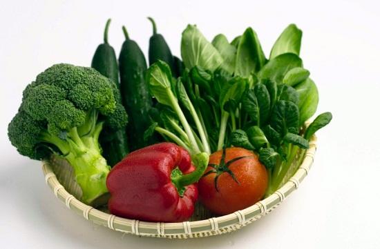 Kết hợp chế độ ăn uống lành mạnh để duy trì kết quả giảm mỡ đùi