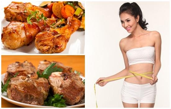 Phương pháp giảm mỡ bụng Low carb